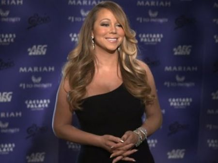 Mariah Carey: Memoirs of the Elusive Chanteuse