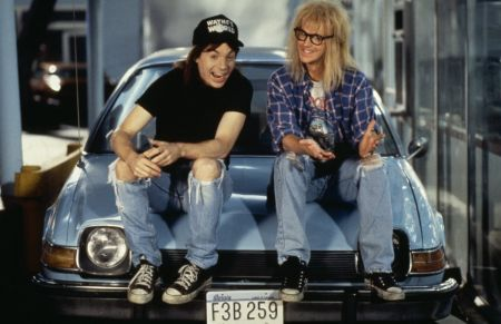 Wayne's Worldwill be returning to select theaters next month in celebration it the film turning twenty-five.