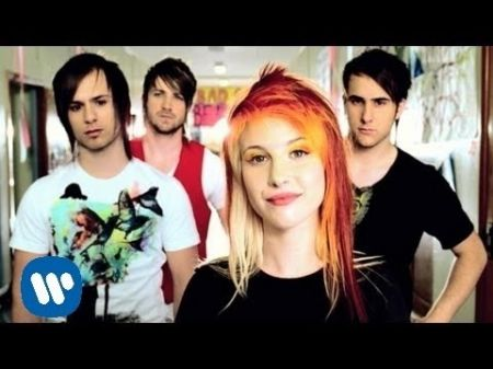 Paramore's 'Riot!' turns ten years old in 2017