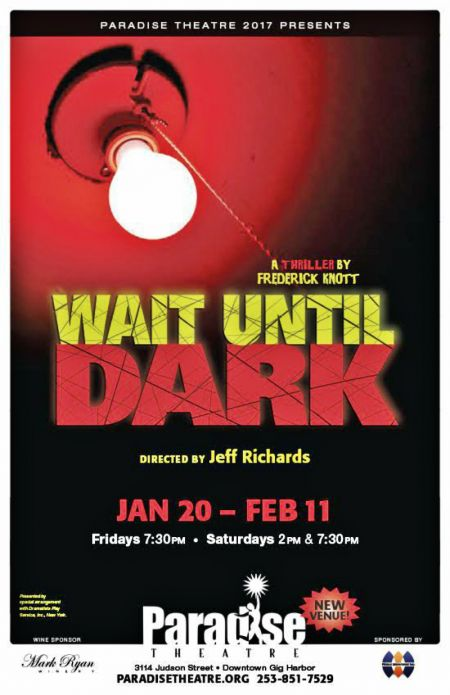 """Wait Until Dark"" continues through Feb. 11."