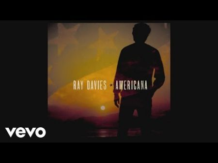 Ray Davies reveals new solo album 'Americana'