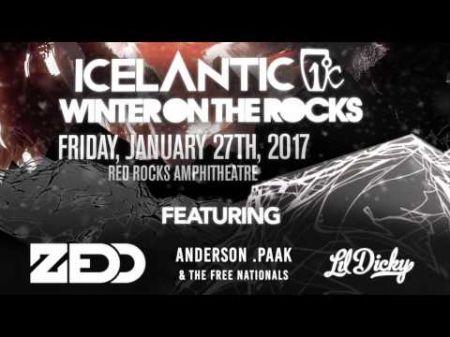 Denver concert mixtape for the week of Jan. 23: Zedd, Anderson .Paak, Talib Kweli and more