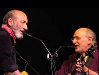 Noel Paul Stookey and Peter Yarrow