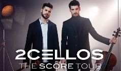 2CELLOS tickets at Radio City Music Hall in New York City