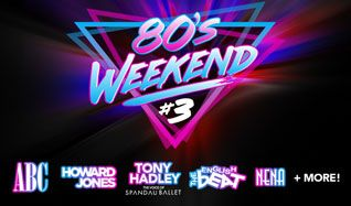 80's Weekend #3 tickets at Microsoft Theater in Los Angeles