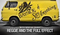 Bayside and Say Anything tickets at Starland Ballroom in Sayreville