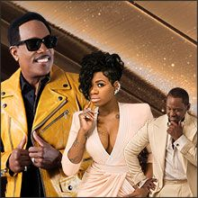 Charlie Wilson tickets at Royal Farms Arena, Baltimore