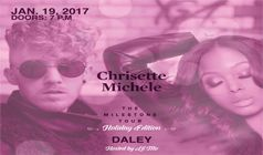 Chrisette Michele & Daley tickets at Starland Ballroom in Sayreville
