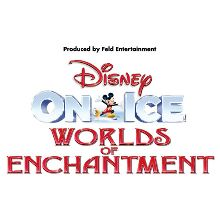 Disney On Ice: Worlds of Enchantment tickets