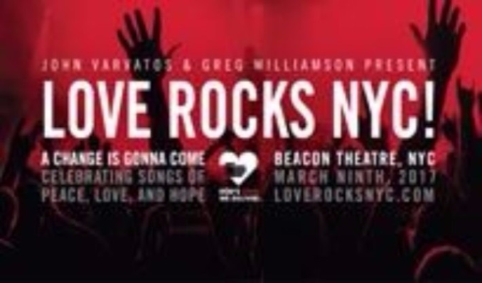 LOVE ROCKS NYC! tickets at Beacon Theatre in New York City