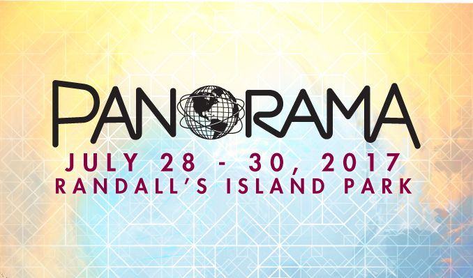 Panorama tickets at Randalls Island Park in New York