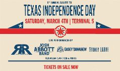 Randy Rogers Band & Josh Abbott Band tickets at Terminal 5 in New York