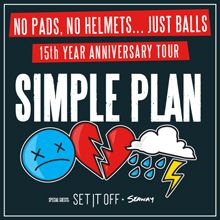 Simple Plan tickets at Starland Ballroom in Sayreville