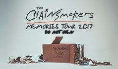 The Chainsmokers tickets at Valley View Casino Center, San Diego