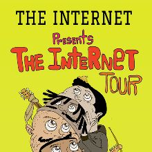 The Internet Presents: The Internet Tour tickets at Fonda Theatre in Los Angeles