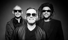 UB40 Legends Ali, Astro & Mickey tickets at The Greek Theatre in Los Angeles
