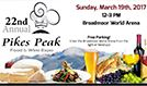 22nd Annual Pikes Peak Food & Wine Expo tickets at Broadmoor World Arena in Colorado Springs