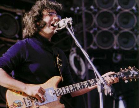 """Jerry Garcia's """"Wolf"""" guitar will be going up for auction next month to help raise money to fight against hate groups and social injustice."""