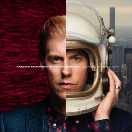Andrew McMahon in the Wilderness new album,  Zombies on Broadway,  is out and tour begins in March