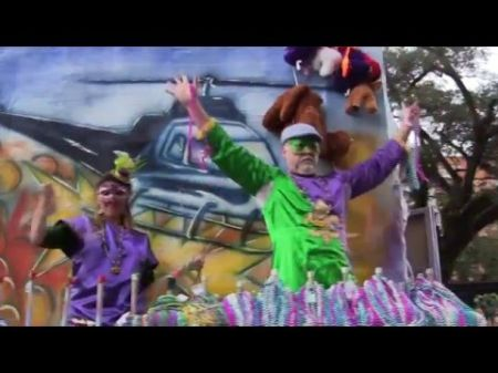 Best free family events for Mardi Gras in Mobile
