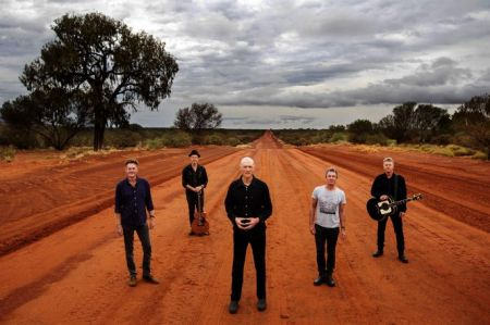 Midnight Oil announce their first world tour in over two decades