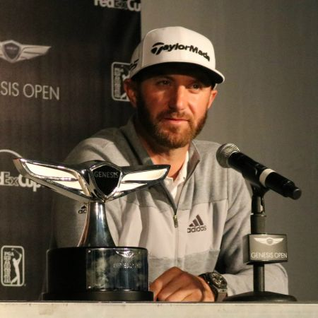 Dustin Johnson ran away with the 2017 Genesis Open