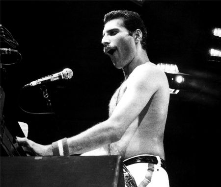 It's fun to think of what the late Queen singer, Freddie Mercury, would have thought about his music coming out of an 19th century organ.