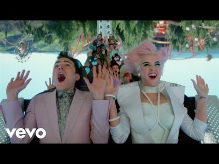Watch Katy Perry visit Oblivia for 'Chained to the Rhythm'