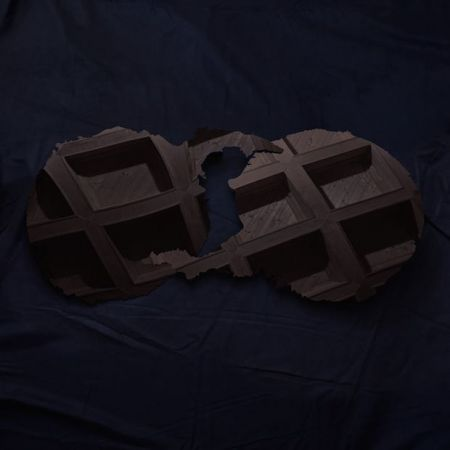 The artwork for Dirty Projectors.