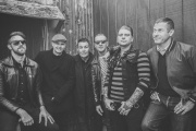 Celtic punk rockers Dropkick Murphys