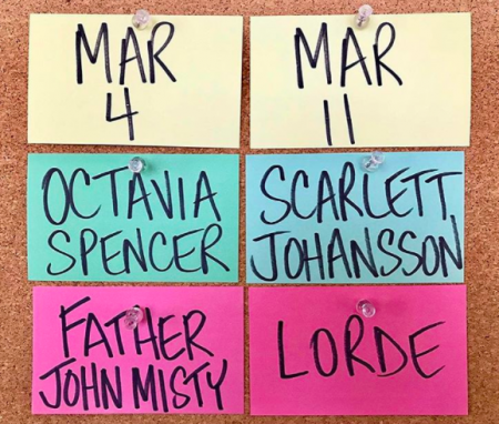 Lorde and Father John Misty will be performing some new material onSaturday Night Livenext month.
