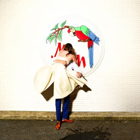 Sylvan Esso revealed the artwork and release date for their upcoming album, What Now, on Tuesday morning.