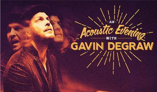 An Acoustic Evening with Gavin DeGraw tickets at ERICSSON GLOBE/Stockholm Live in Stockholm