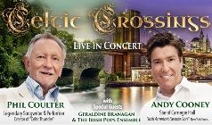 Celtic Crossings: Phil Coulter & Andy Cooney tickets at Keswick Theatre in Glenside