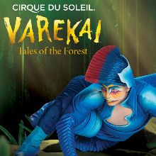 Cirque du Soleil - Varekai tickets