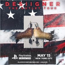 Desiigner tickets at PlayStation Theater in New York