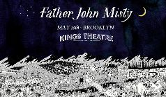 Father John Misty tickets at Kings Theatre in Brooklyn