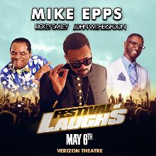 Festival of Laughs with Mike Epps tickets at Verizon Theatre at Grand Prairie in Grand Prairie