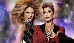 Gloria Trevi vs Alejandra Guzmán tickets at Valley View Casino Center in San Diego
