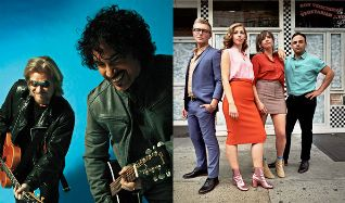 Daryl Hall & John Oates / Lake Street Dive tickets at Snowmass Town Park in Snowmass