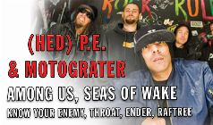 (Hed) P.E. & Motograter tickets at Starland Ballroom in Sayreville