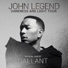 Photo of John Legend w/Gallant