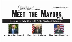 Meet The Mayors tickets at Starland Ballroom in Sayreville