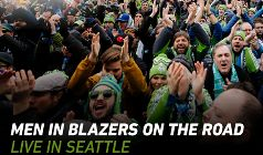 Men In Blazers Live tickets at The Showbox in Seattle