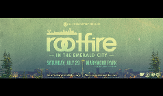 Rootfire In The Emerald City tickets at King County's Marymoor Park in Redmond