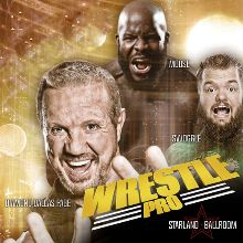 WrestlePro at Starland II featuring Diamond Dallas Page, Hornswoggle, Moose, Blue Meanie, The Great Khali, and more TBA! tickets at Starland Ballroom in Sayreville