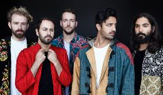 Young the Giant tickets at SummerStage in New York City