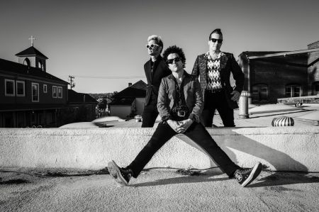 <p>Green Day</p>
