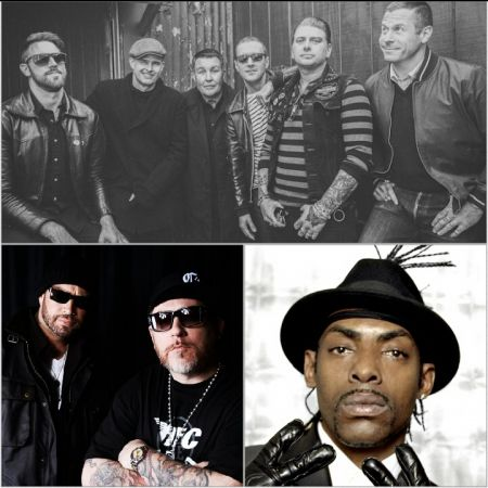 <p>ShamrockFest 2017 must-see acts Dropkick Murphys, House of Pain and Coolio</p>