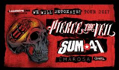 Pierce The Veil & Sum 41 tickets at Pine Belt Arena in Toms River